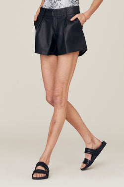 Angelina Pleated Short