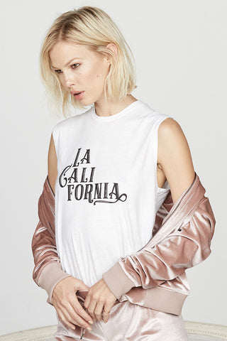 La California Boyfriend Tee