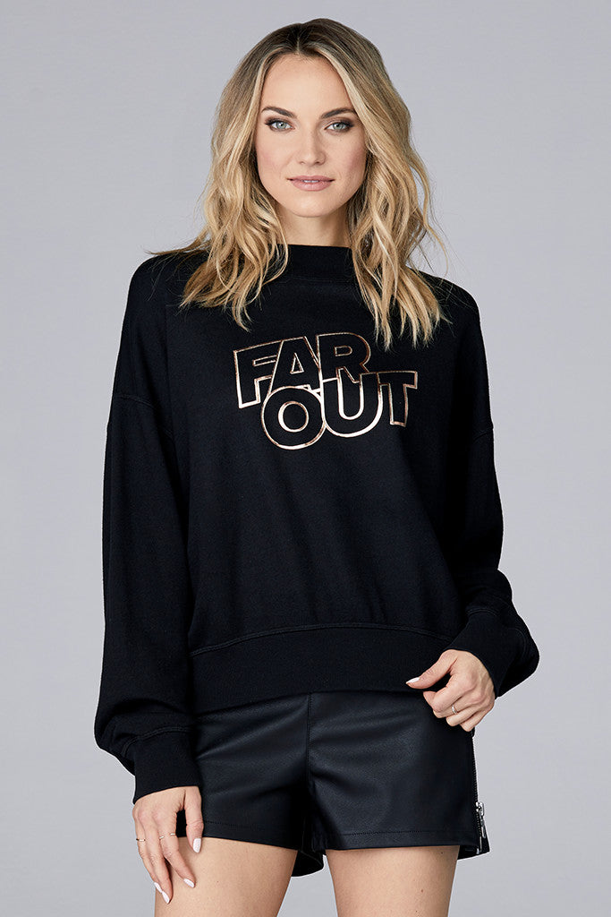 Far Out Pullover