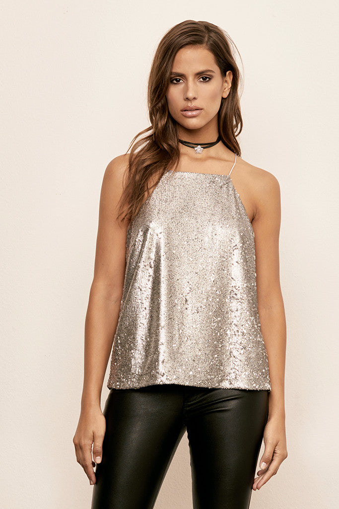 Sequin Swing Tank