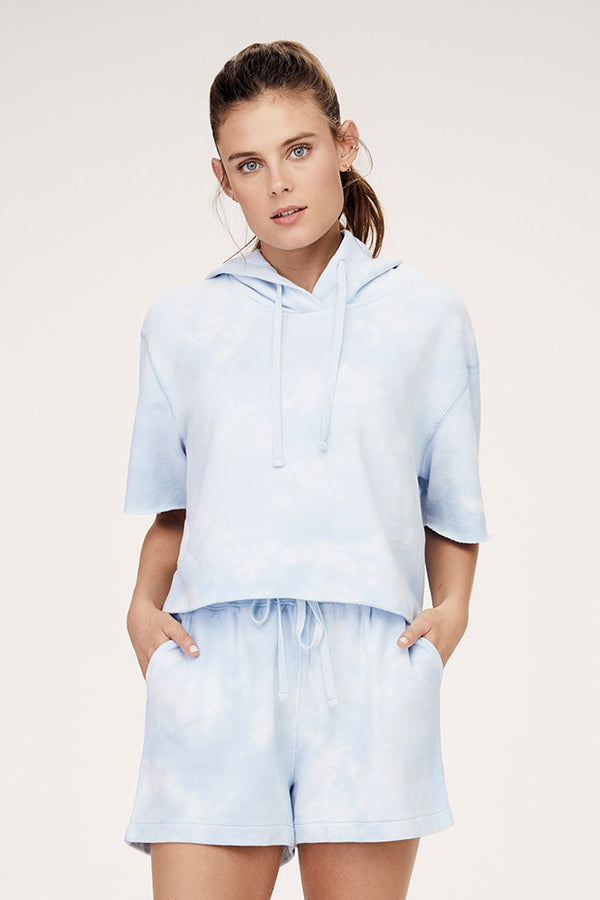 Lily Hooded Pullover