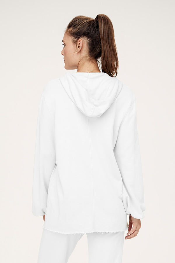 Kelsey V-Neck Bishop Sleeve Pullover
