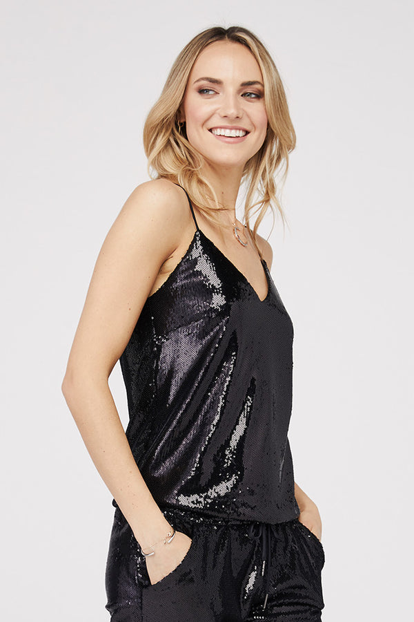 Chrissy Sequin Cami