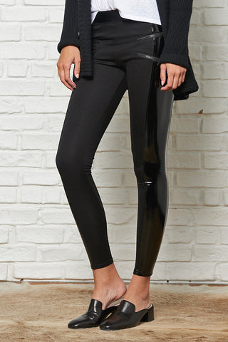 Starburst Zip Combo Legging