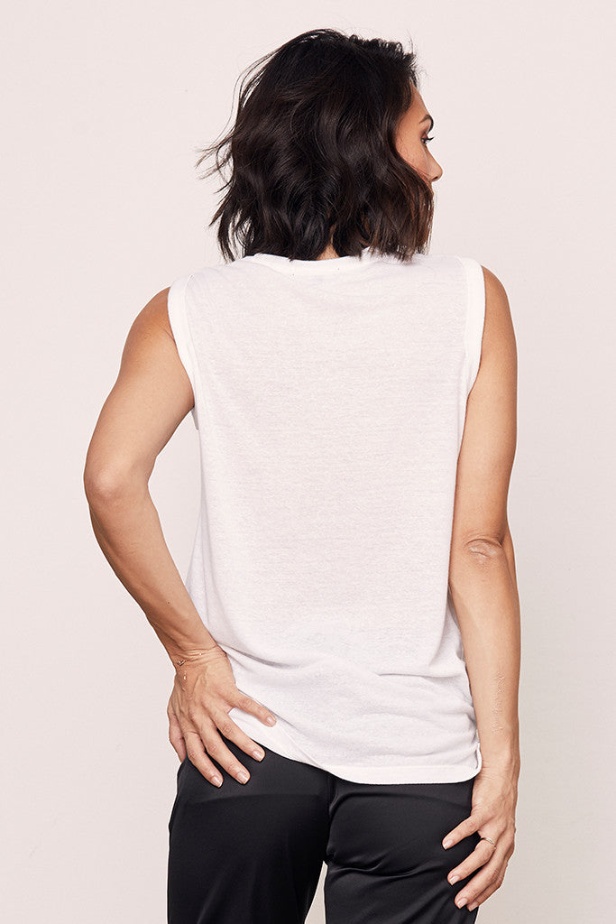 Rolled Muscle Tee