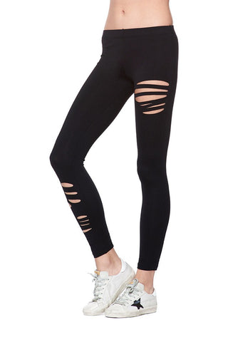 Ripped Legging