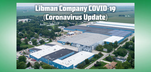 Important Update from The Libman Company Regarding COVID-19 (Coronavirus )