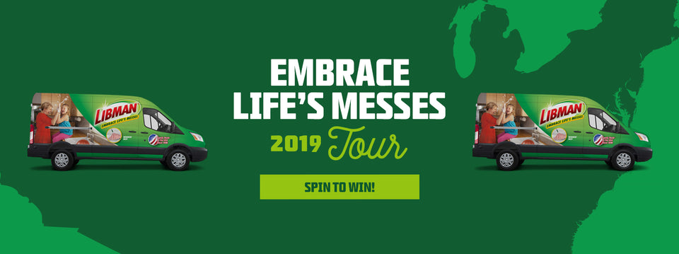 Libman com Sweepstakes Terms & Conditions