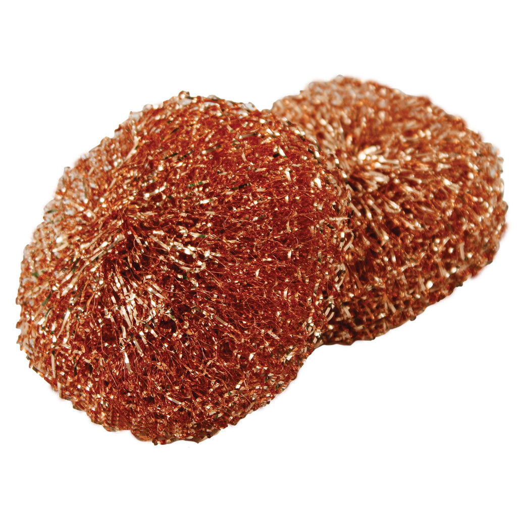 COPPER SCRUBBERS
