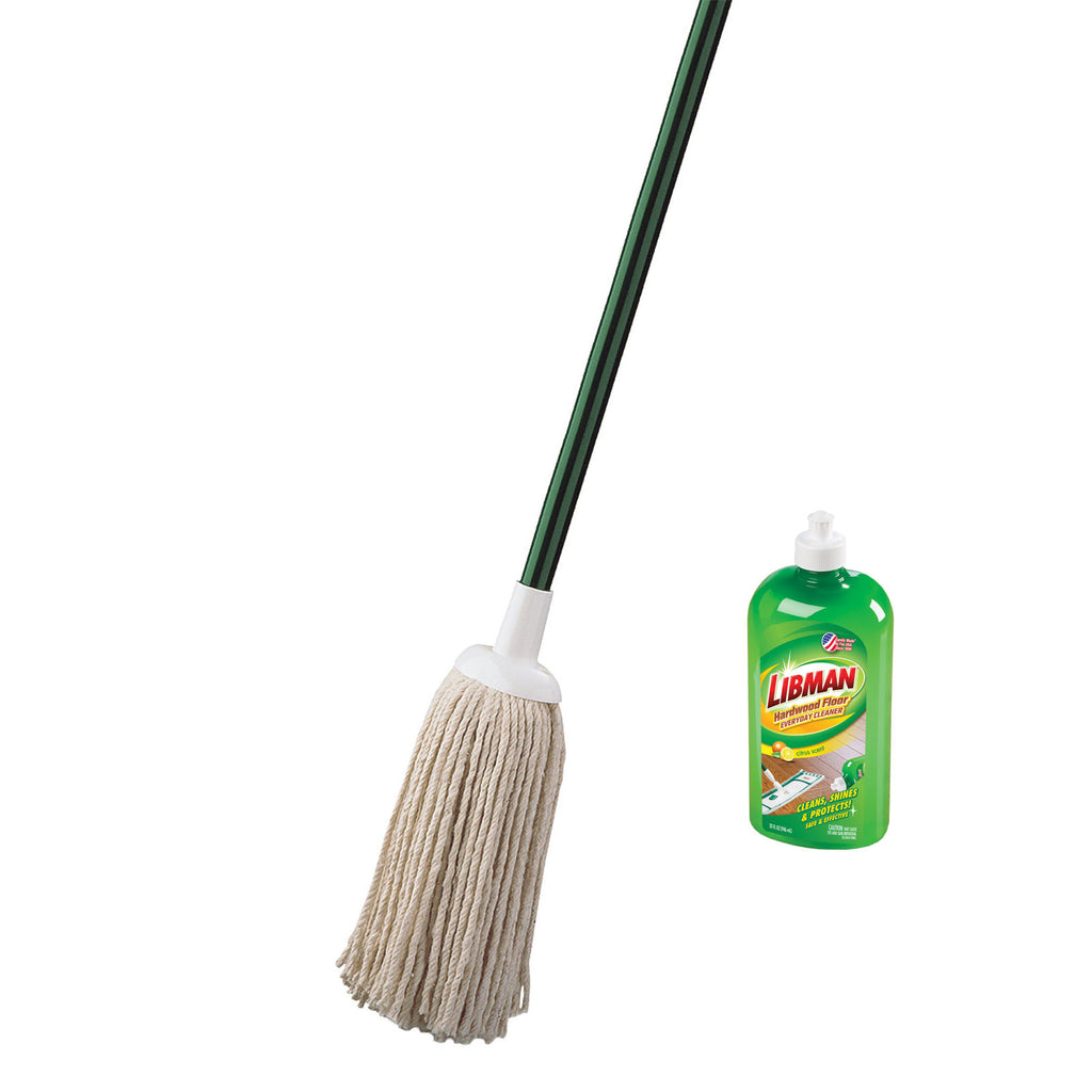 COTTON DECK MOP