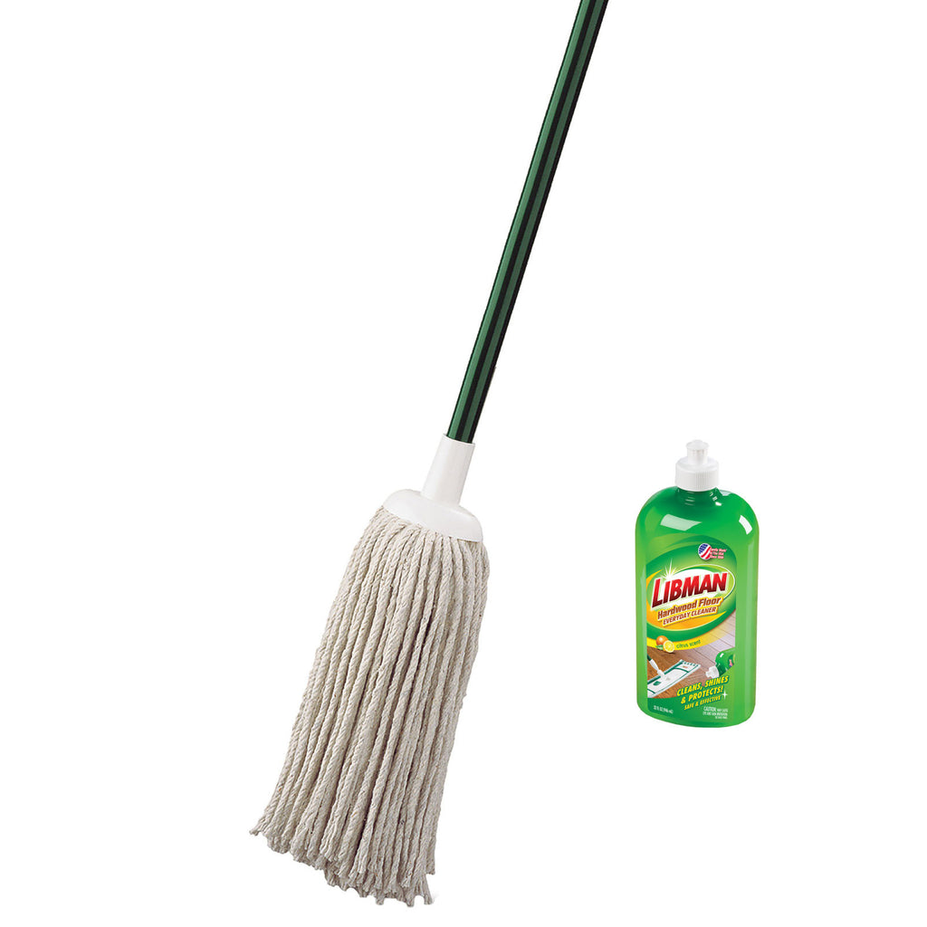 JUMBO COTTON DECK MOP