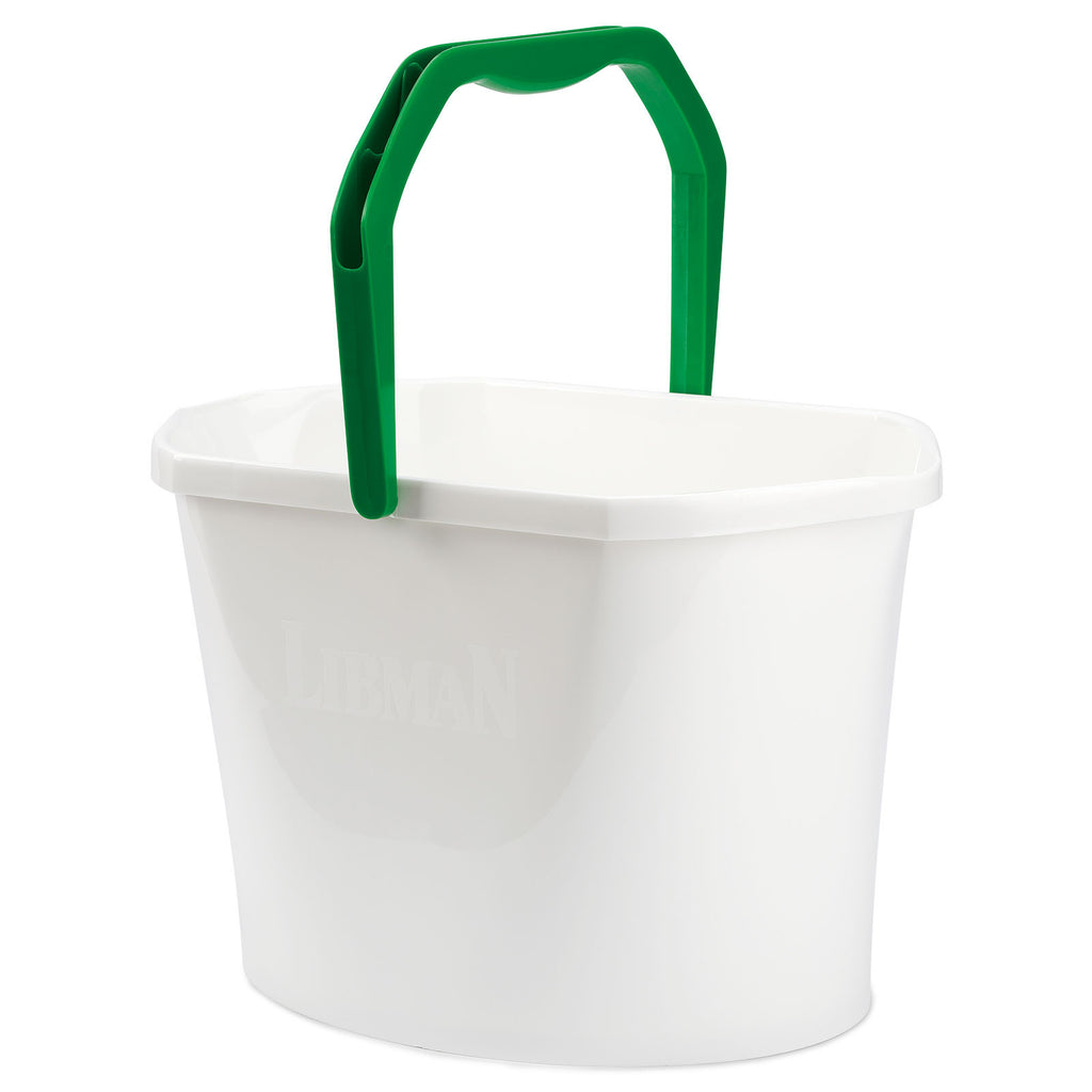 Utility bucket top of door