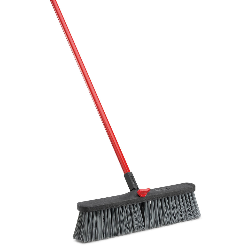 "18"" ROUGH SURFACE PUSH BROOM"