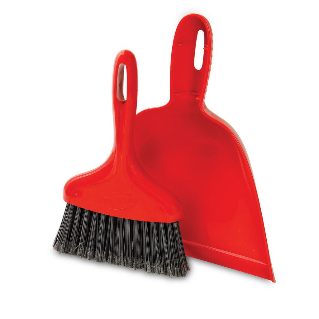Dust Pan With Whisk Broom Libman Com