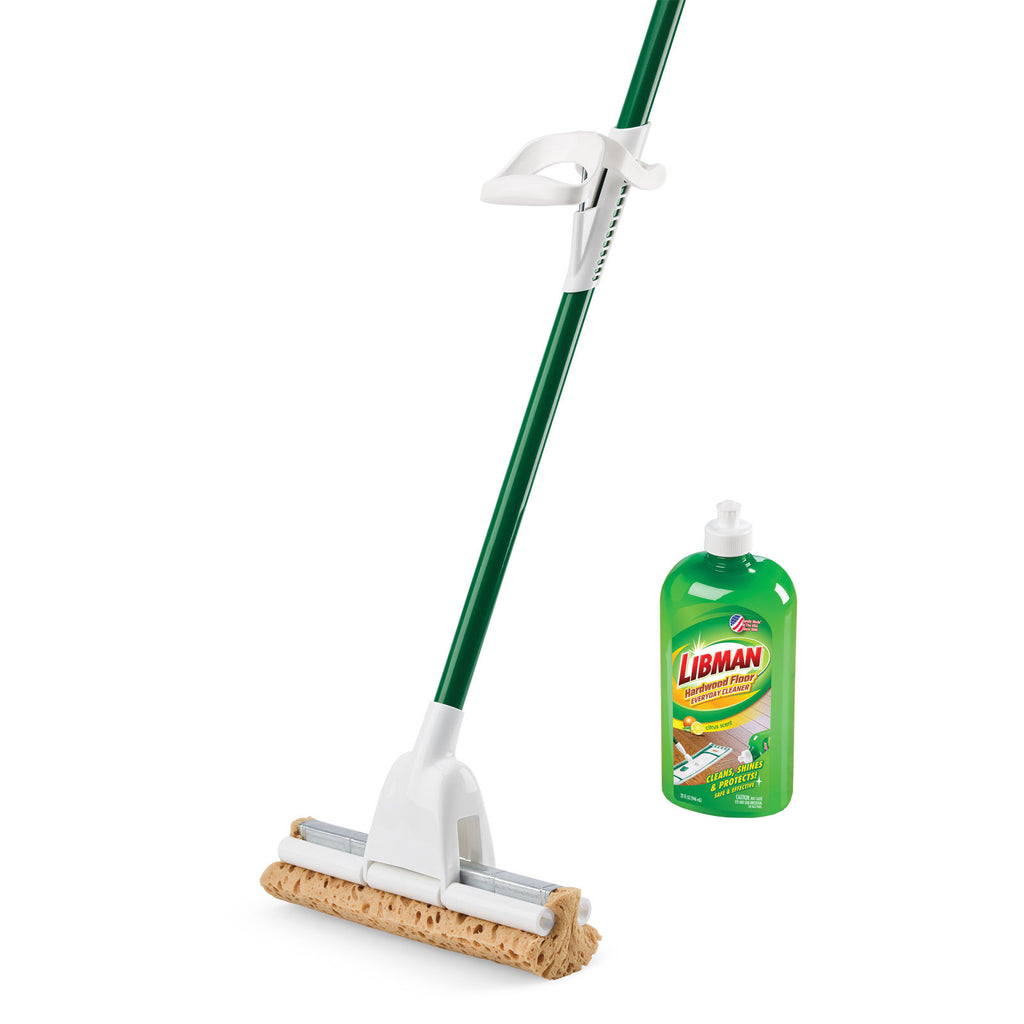 WOOD FLOOR ROLLER MOP
