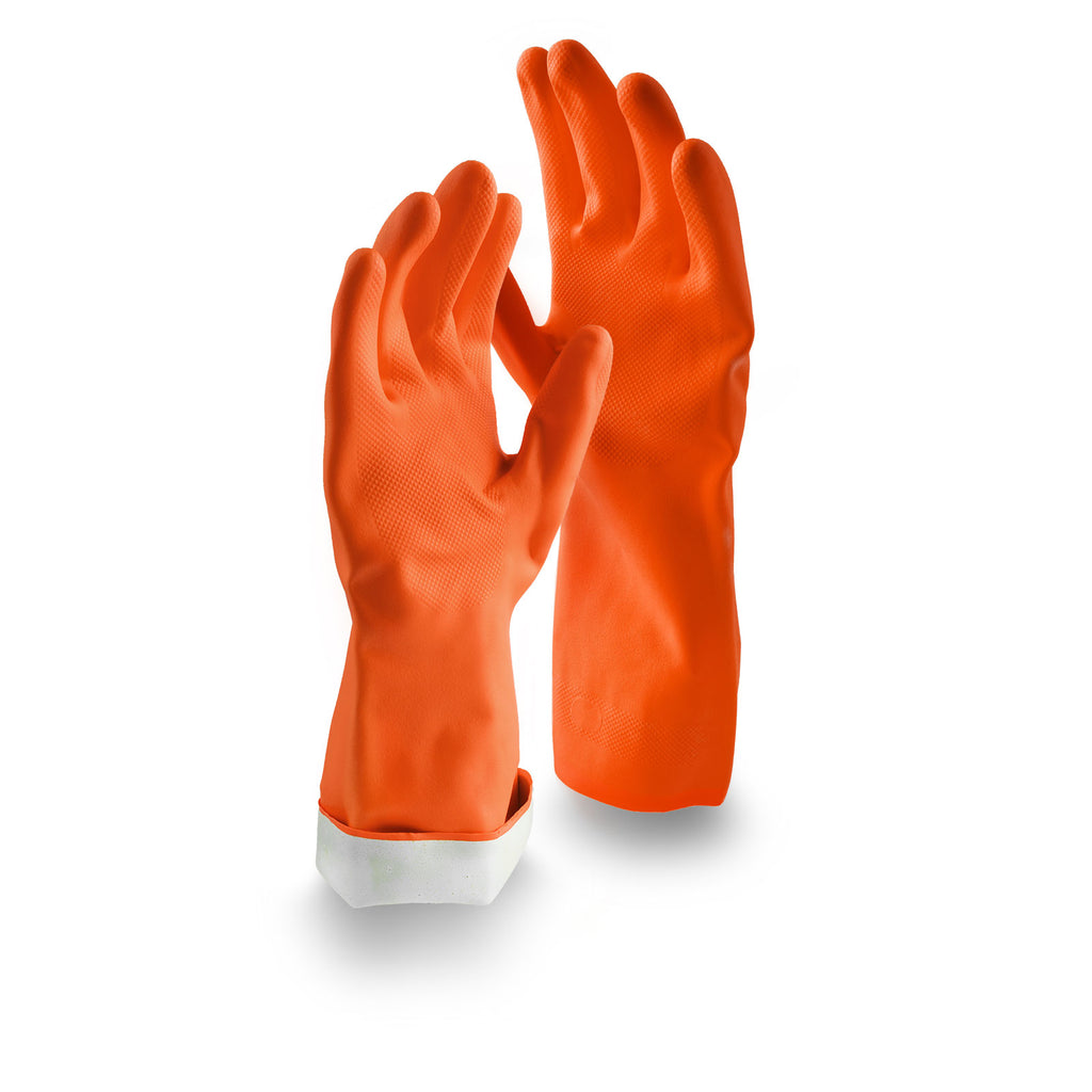 PREMIUM LATEX GLOVES - LARGE