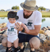 « FATHER'S DAY WITH BEARS » CUSTOMIZED BODYSUIT