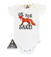 « FOR FOX SAKE » BODYSUIT
