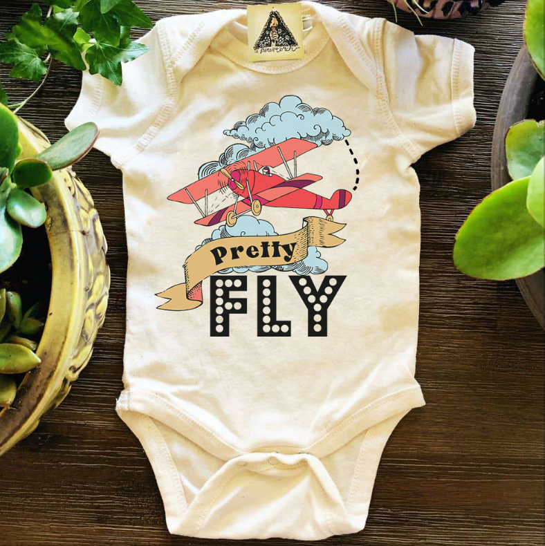 « PRETTY FLY » BODYSUIT