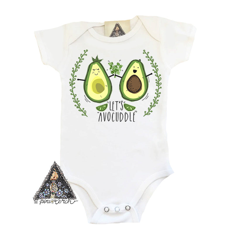« LET'S AVOCUDDLE » BODYSUIT