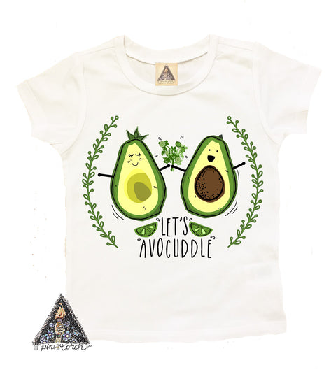 « AVOCUDDLE » KID'S TEE