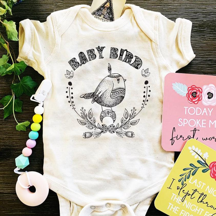 « BABY BIRD » BODYSUIT