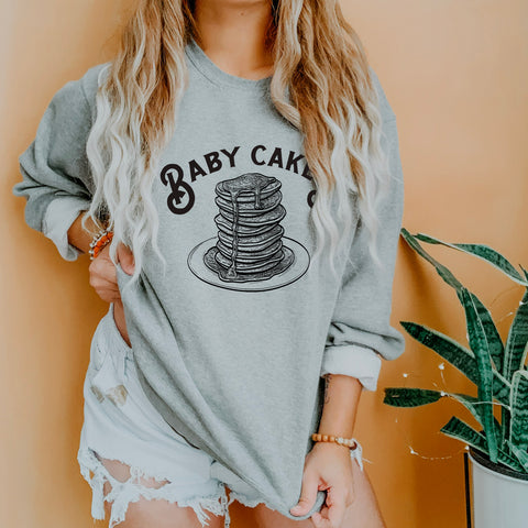 « BABY CAKES » UNISEX PULLOVER