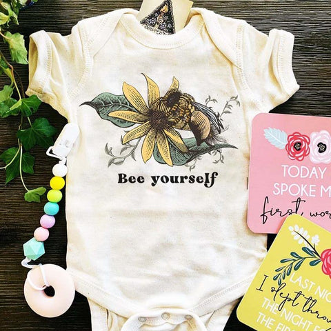 « BEE YOURSELF » BODYSUIT