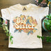 « BIG SISTER RETRO FLORAL » KID'S TEE