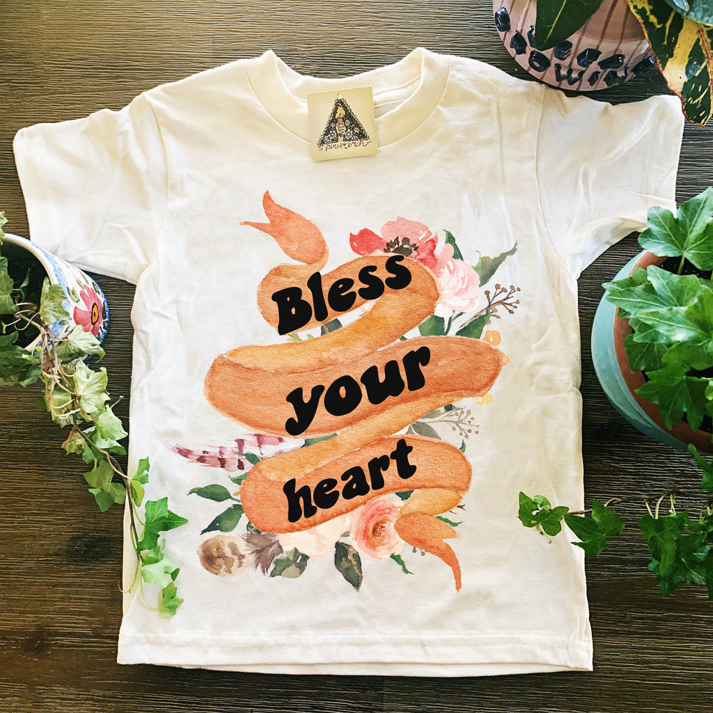 « BLESS YOUR HEART » KIDS TEE