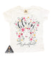 « BLOOM WHERE YOU ARE PLANTED » KID'S TEE