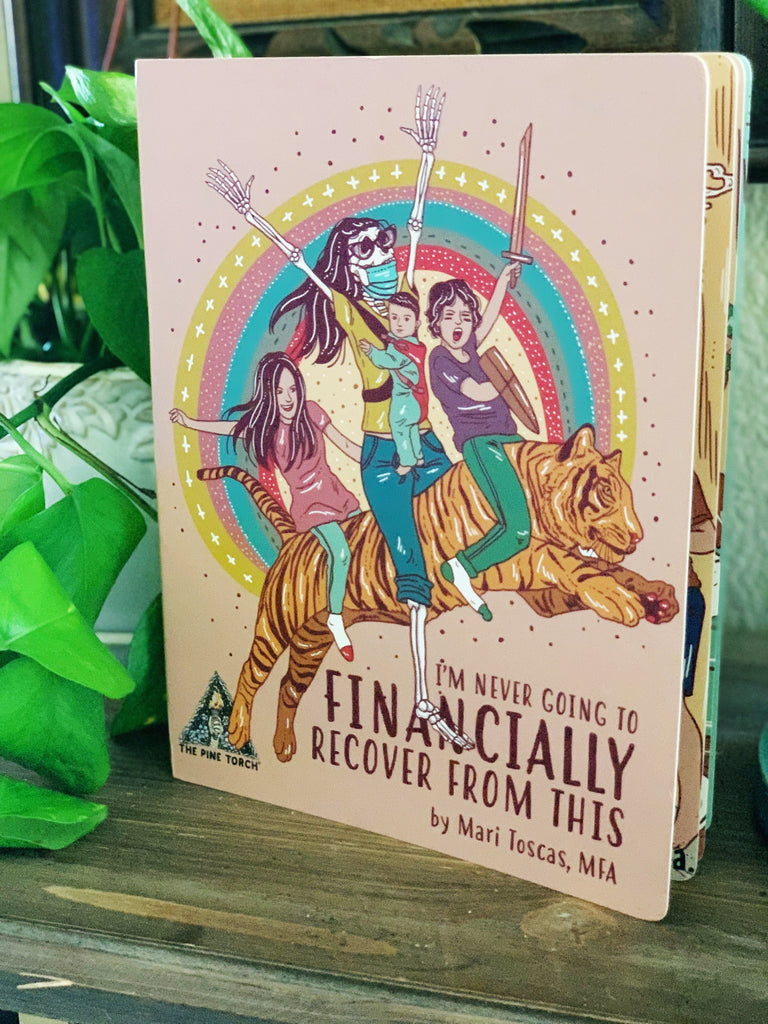 « I'M NEVER GOING TO FINANCIALLY RECOVER FROM THIS » BOARD BOOK