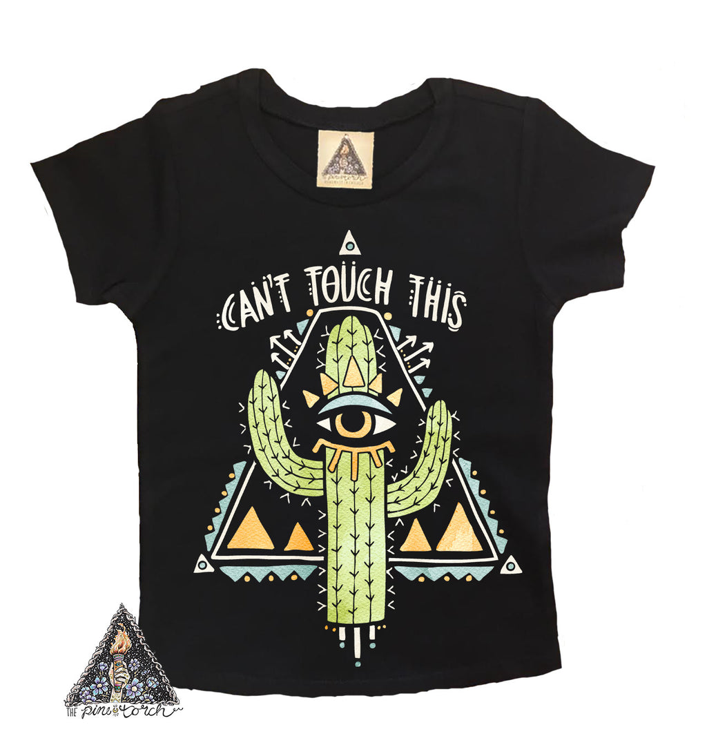 « CAN'T TOUCH THIS » KID'S TEE