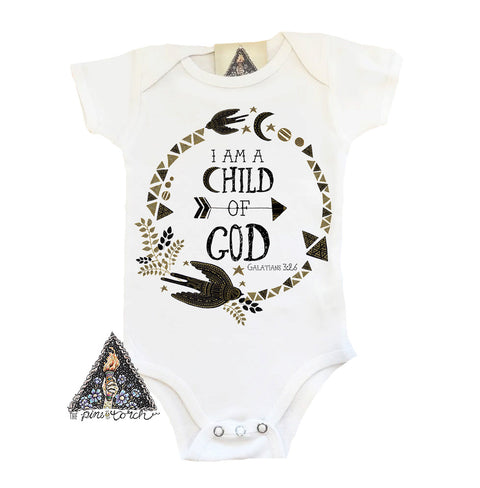 « CHILD OF GOD » BODYSUIT