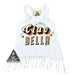 « CIAO BELLA » KIDS FRINGE DRESS