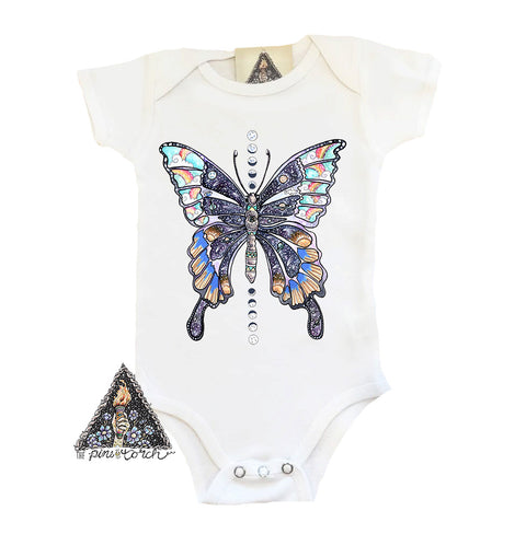 « COSMIC BUTTERFLY » BODYSUIT