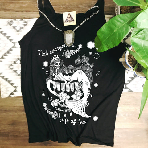 « NOT EVERYONE'S CUP OF TEA » SLOUCHY TANK