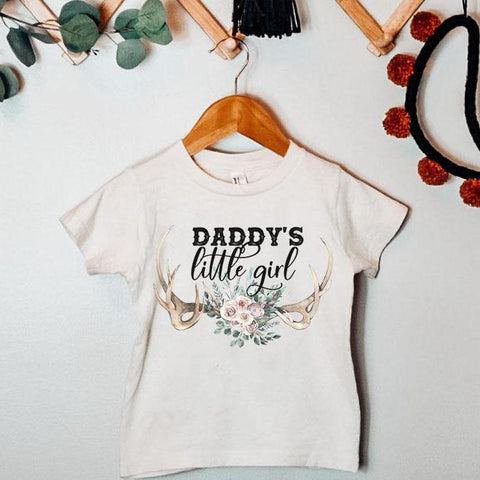 « DADDY'S LITTLE GIRL » KID'S TEE