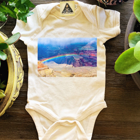« DESERT CANYON » BODYSUIT
