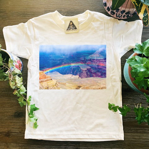« DESERT CANYON » KID'S TEE
