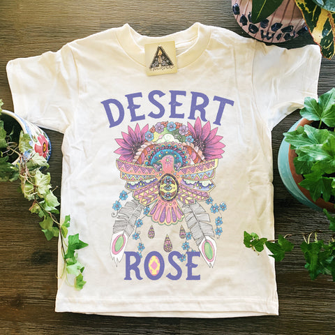 « DESERT ROSE » KID'S TEE