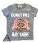 « DONUT KILL MY VIBE » YOUTH TEE