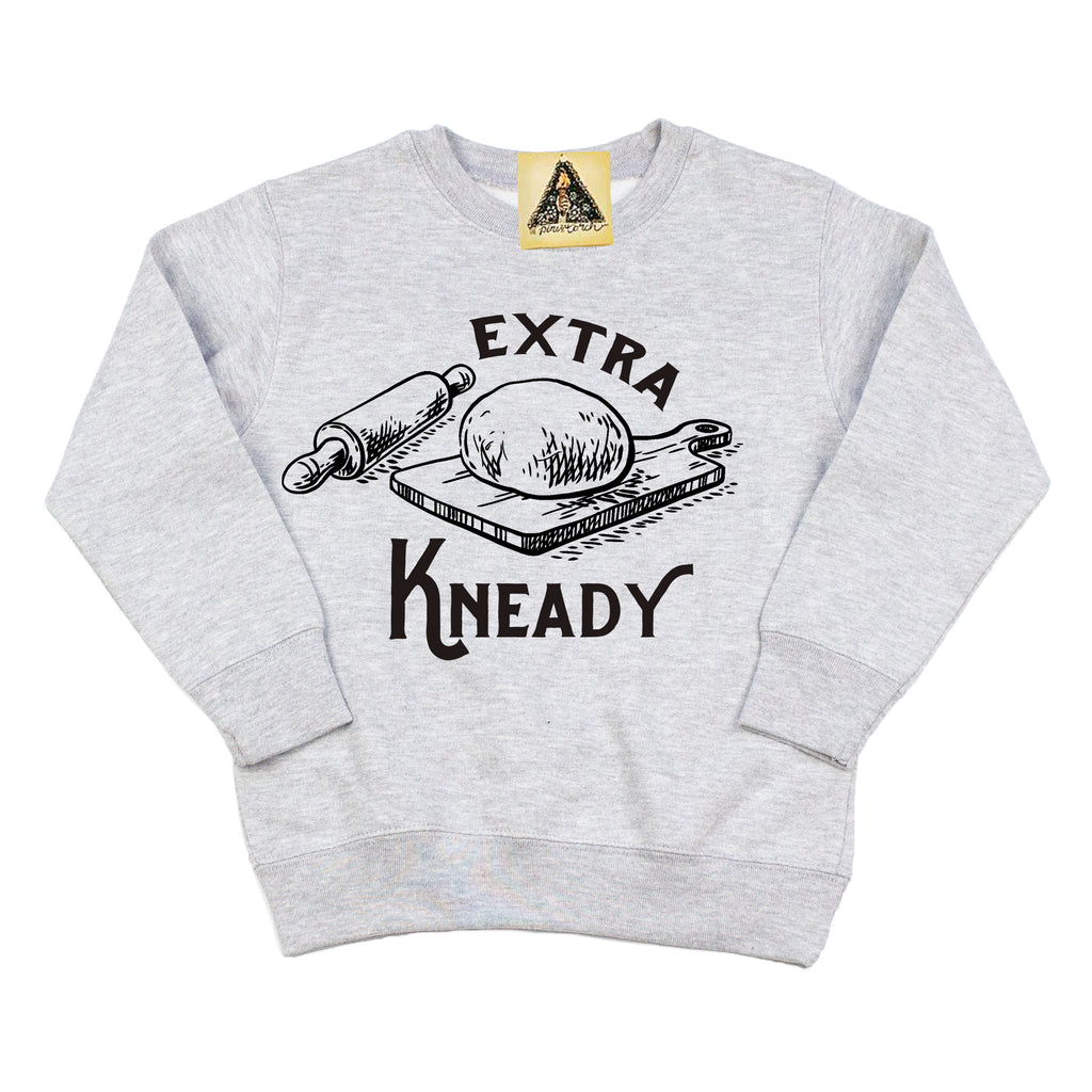 « EXTRA KNEADY » KID'S PULLOVER