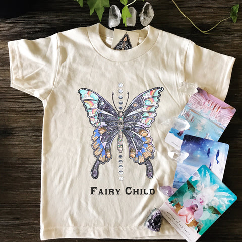 « FAIRY CHILD » KIDS TEE