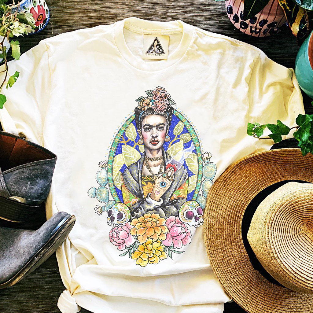« FRIDA » SLOUCHY OR UNISEX TEE