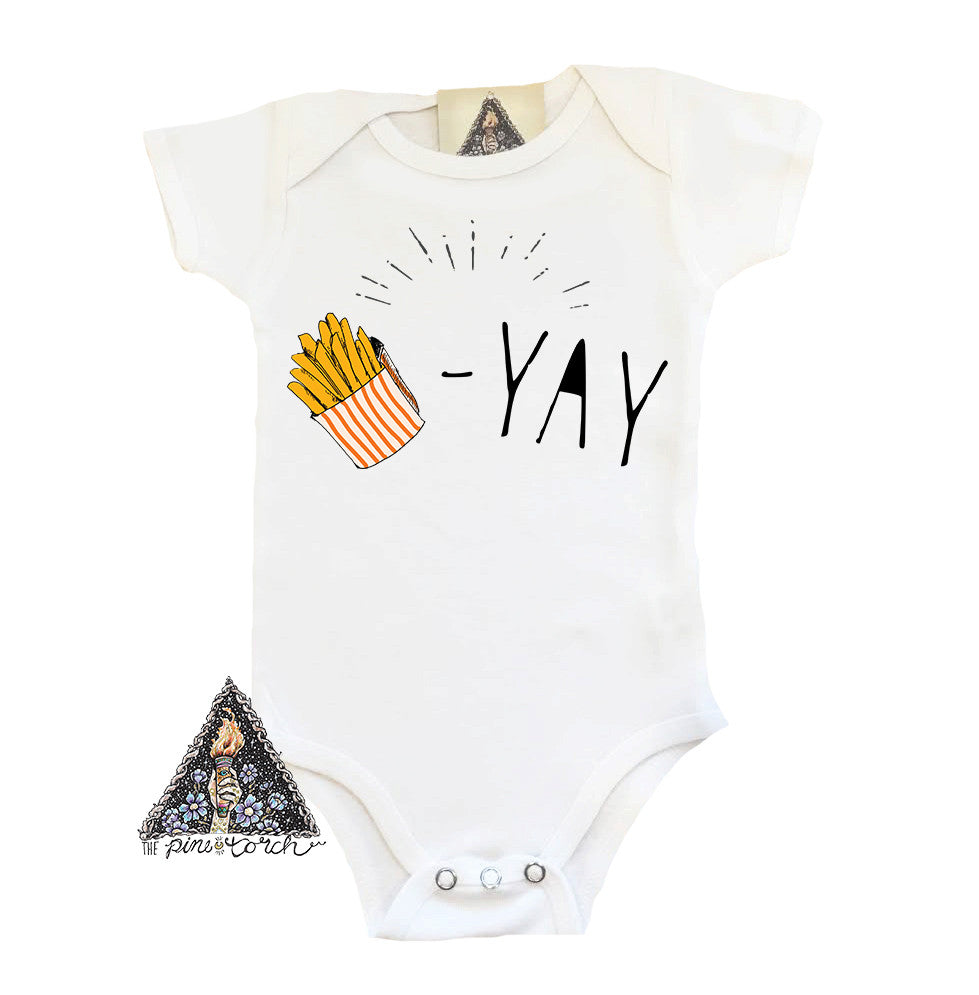 « FRY-YAY » BODYSUIT
