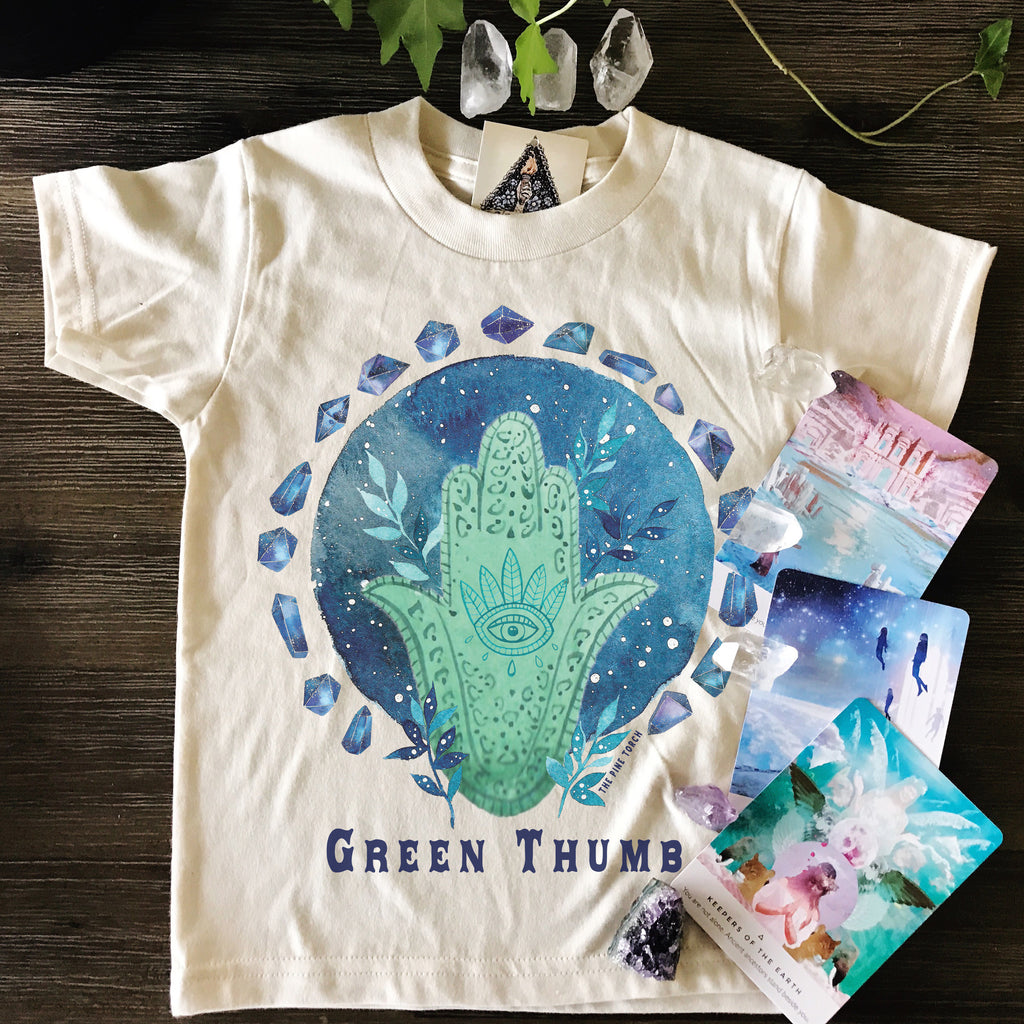 « GREEN THUMB » KIDS TEE