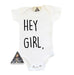 « HEY GIRL, » BODYSUIT