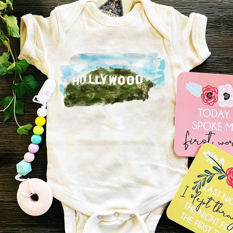 « HOLLYWOOD » BODYSUIT