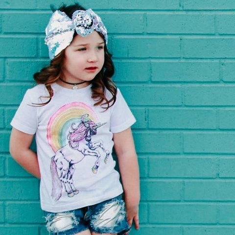 « UNICORN » KID'S TEE